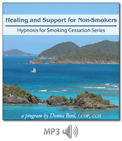 Healing and Support for Non-Smokers CD
