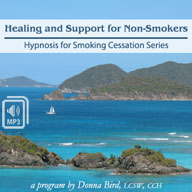 Healing and Support for Non-Smokers MP3